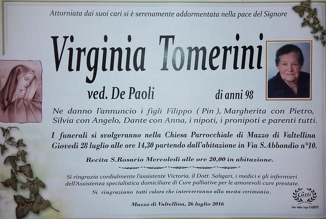 Tomerini Virginia