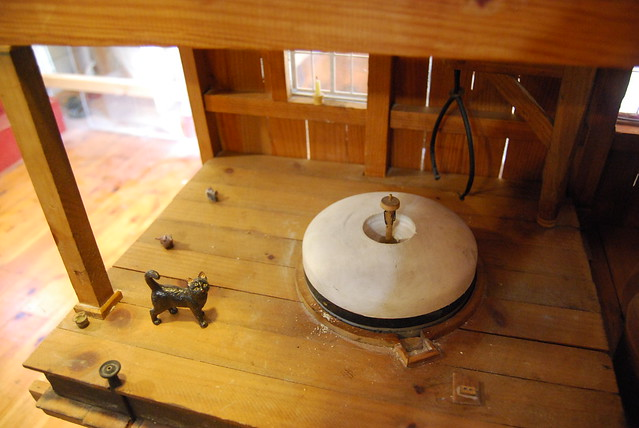 A model of the mill