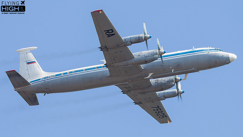 Russia Air Force IL22