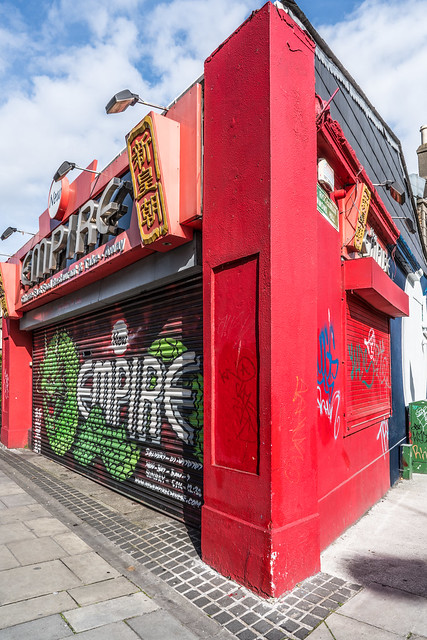 NEW EMPIRE CHINESE RESTAURANT IN RATHMINES [RICHMOND HILL]--121449