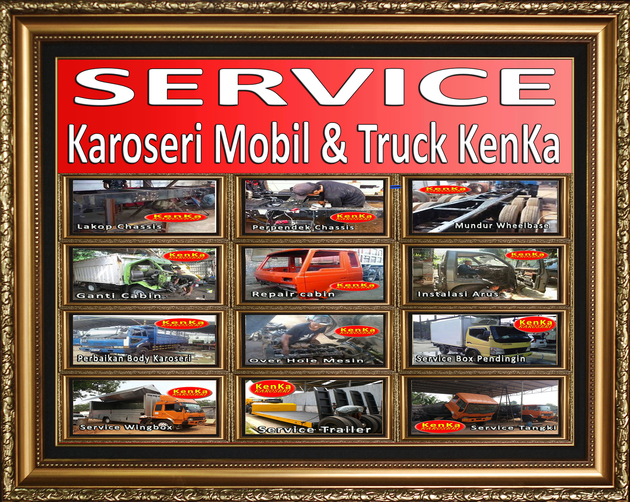 Service Mobil & Truck