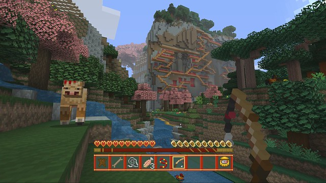Minecraft Chinese Mythology Mash-Up Pack