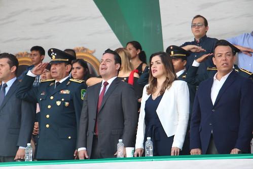 Desfile Cívico Militar 2016