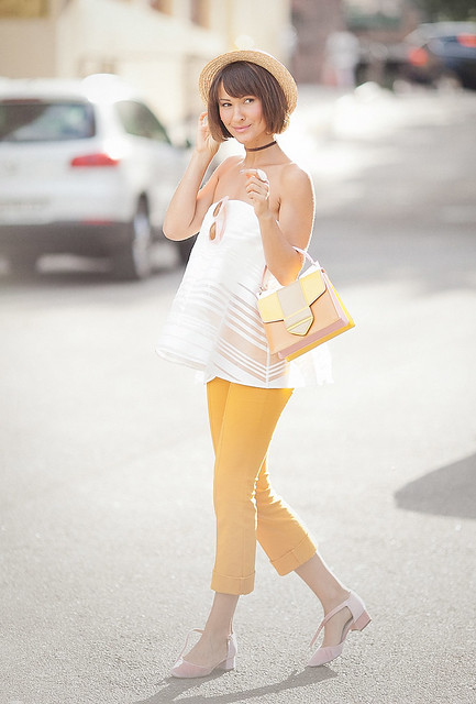 summer-outfit-ideas-with-mustard-colors