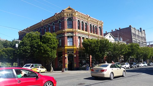Port Townsend Red Victorian