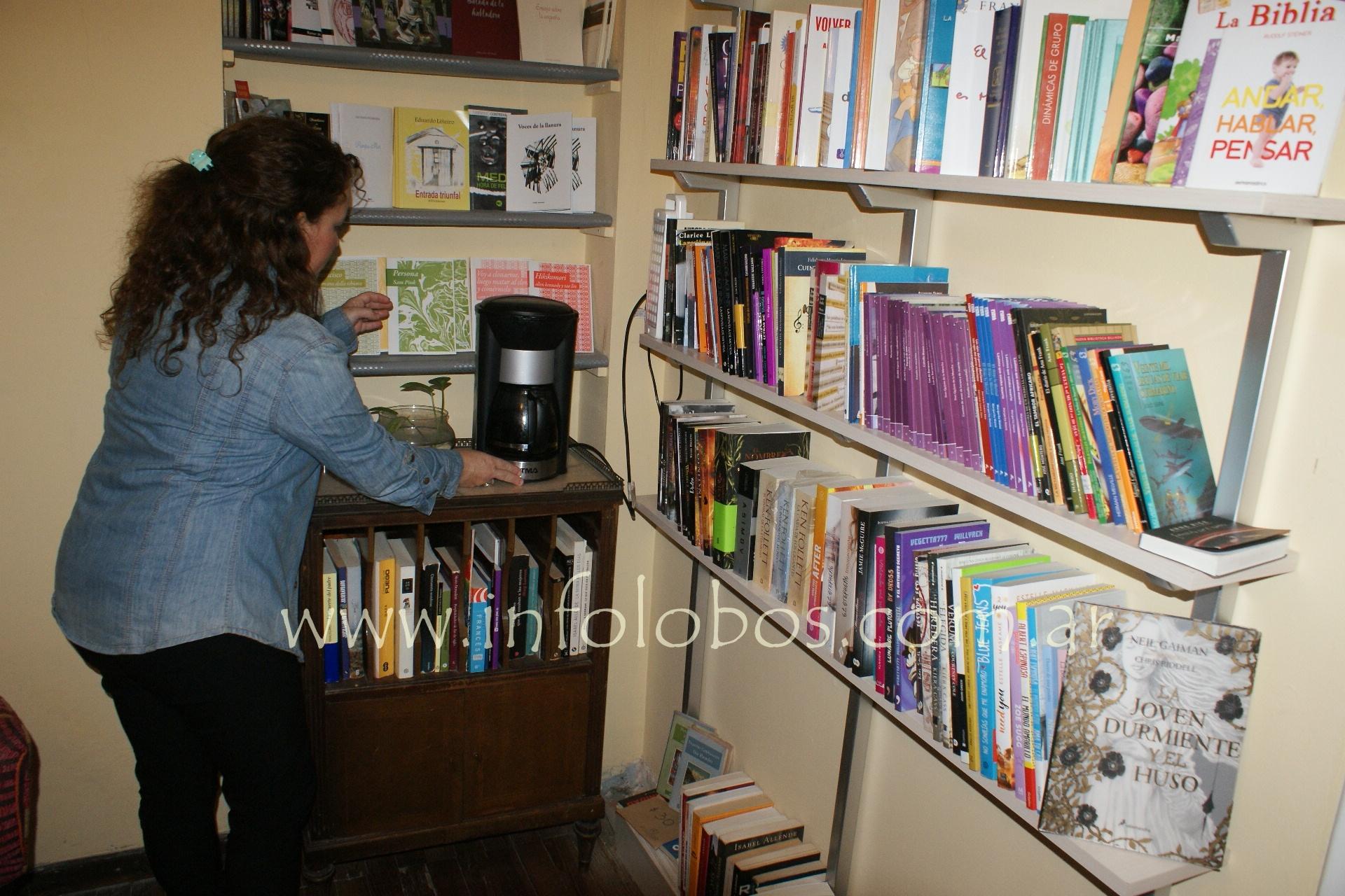 """Librería """"El Guardián"""""""