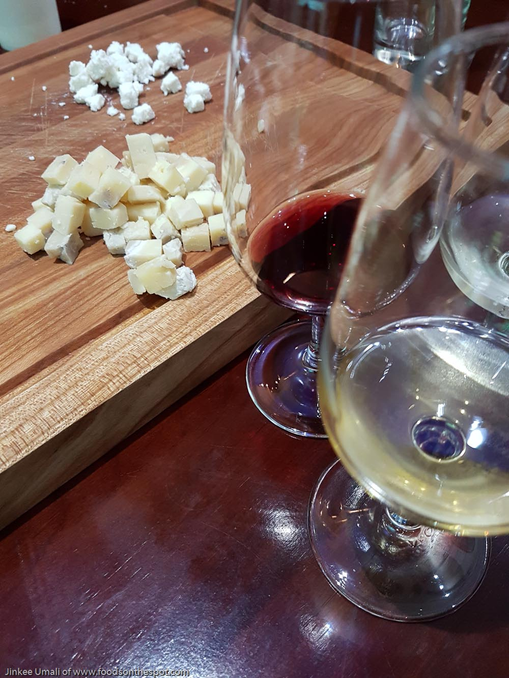 "Delicious Pairings at ""A Mini Cheese Fair"" w/ Wine Story"