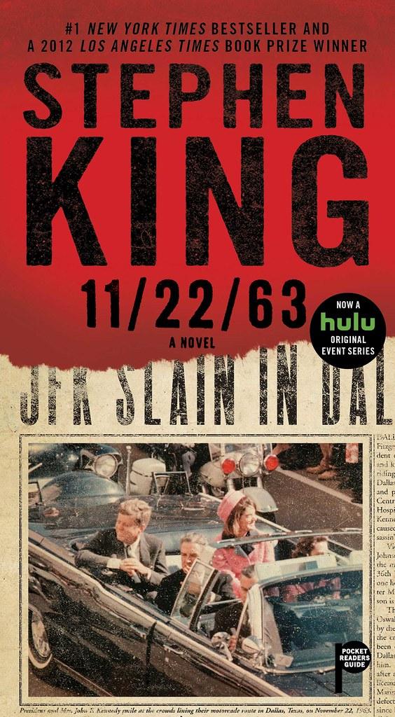 11.22.63 - Book Cover