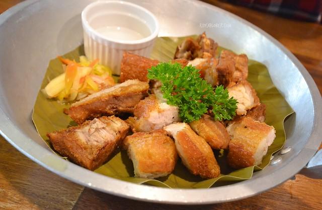 manna and quail lechon kawali