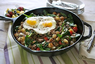 Beefy Breakfast Skillet 006 | by Hungry Housewife