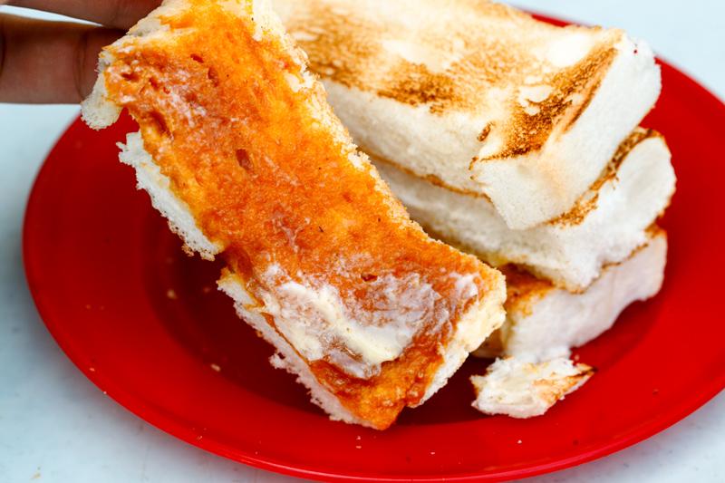 Chong Kok Kopitiam Toast