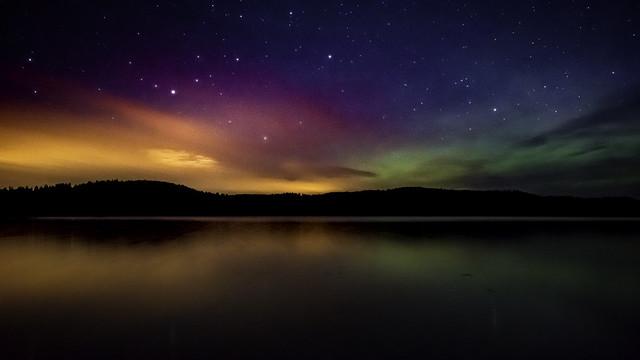 Lightpollution & Aurora