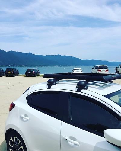 2016年の和邇浜