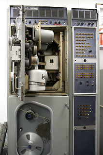 Univac 1540 tape drive | by hudson
