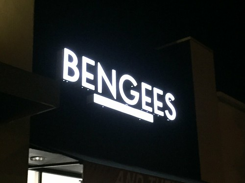 Bengees ice cream