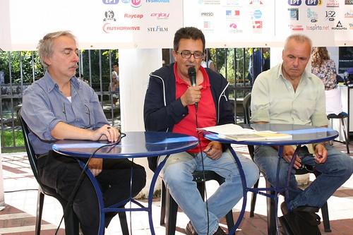 Αίθρια Λογοτεχνικά Μεσημέρια - Παρασκευή 23 Σεπτεμβρίου 2016