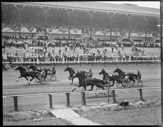 Trotters at Salem, N.H., Rockingham