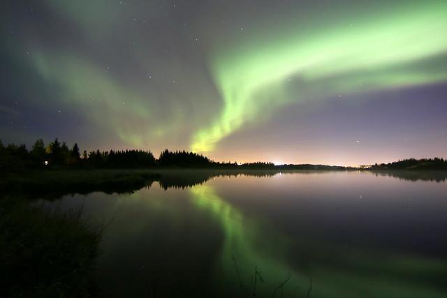 Aurora Iceland 28.9.2016 #3