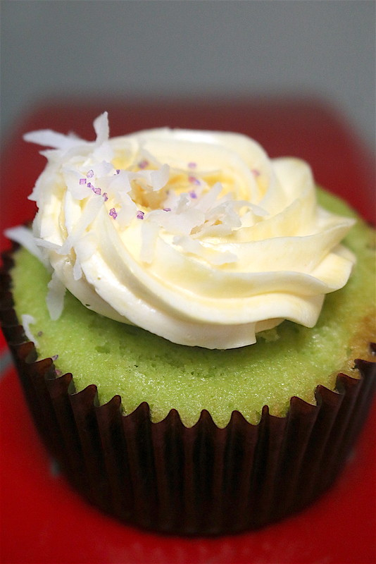 Ondeh Ondeh Cupcake