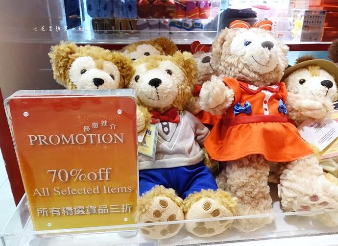 11 香港機場 迪士尼奇妙店 買達菲熊免進迪士尼樂園