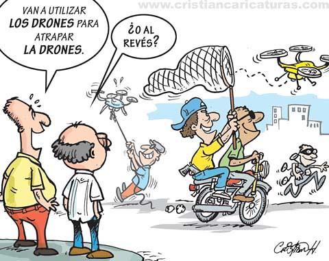 LA drones