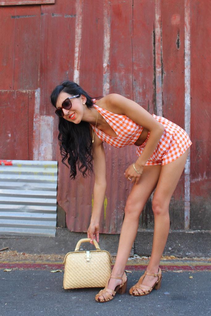 Summer Gingham 3