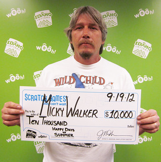 Micky Walker - $10,000 Happy Days of Summer | by Idaho Lottery