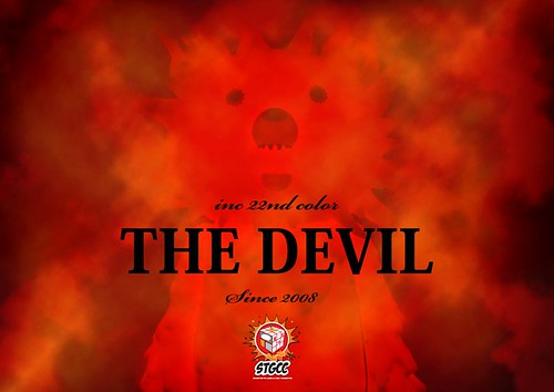 "inc 22nd "" THE DEVIL"""