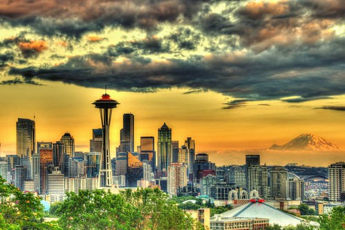 Golden Metropolis HDR | by Pedalhead'71