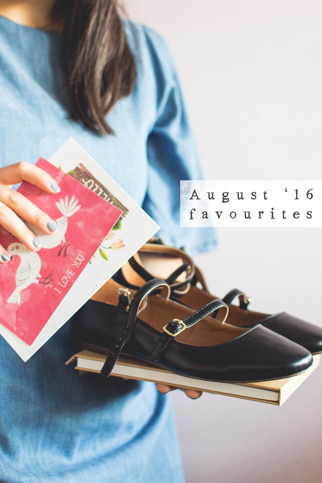 In August I've Loved...