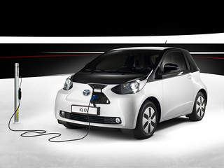 Toyota iQ EV 2013 Exterior | by Toyota Motor Europe