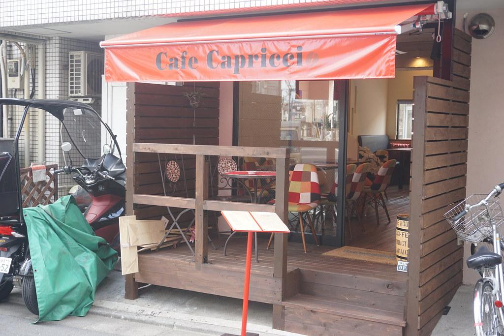 カプリッチオ(千川)