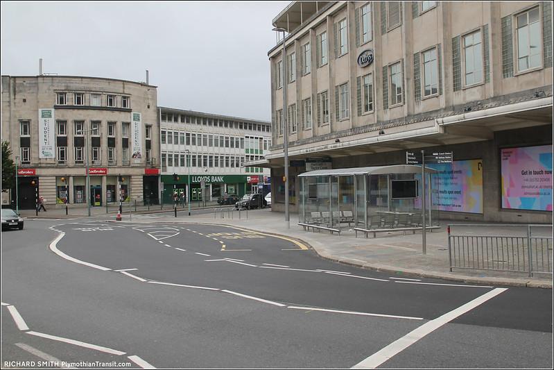 Derrys Cross Coach Stops