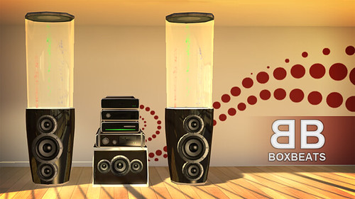 PlayStation Home: Box Beats | by PlayStation.Blog