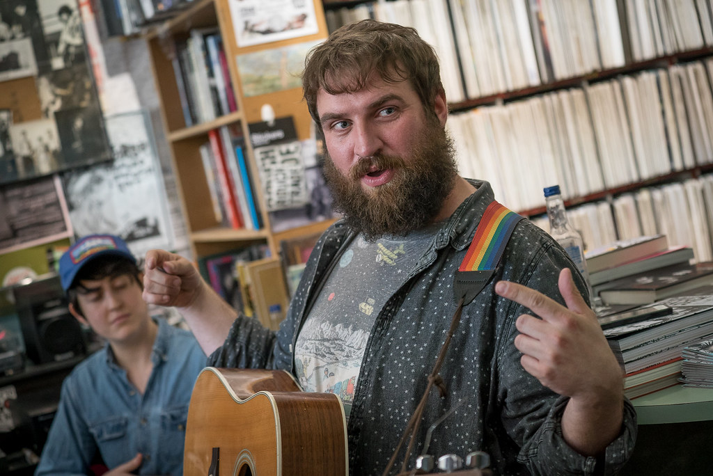 Pictish Trail at Rough Trade West