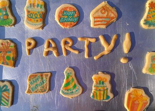 Cookie Party - Nestle Cookies | by cakespy