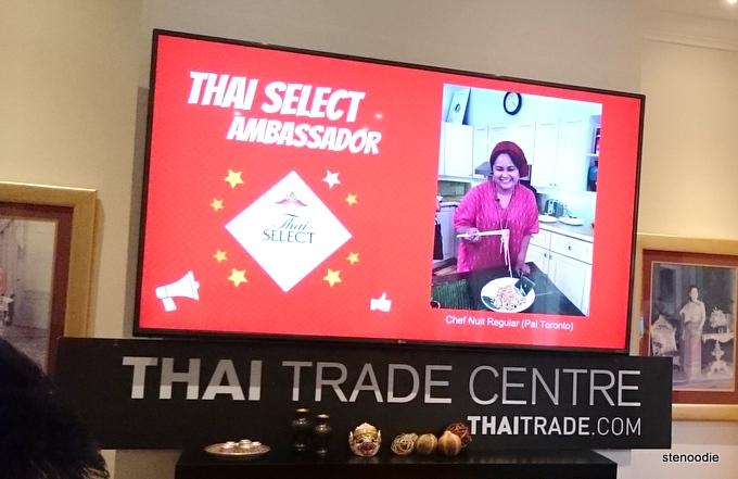 Thai Select Ambassador