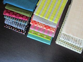 my Value Dance fabrics | by StitchedInColor
