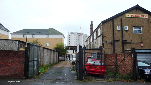 YMCA from Grenfell Avenue, Hornchurch