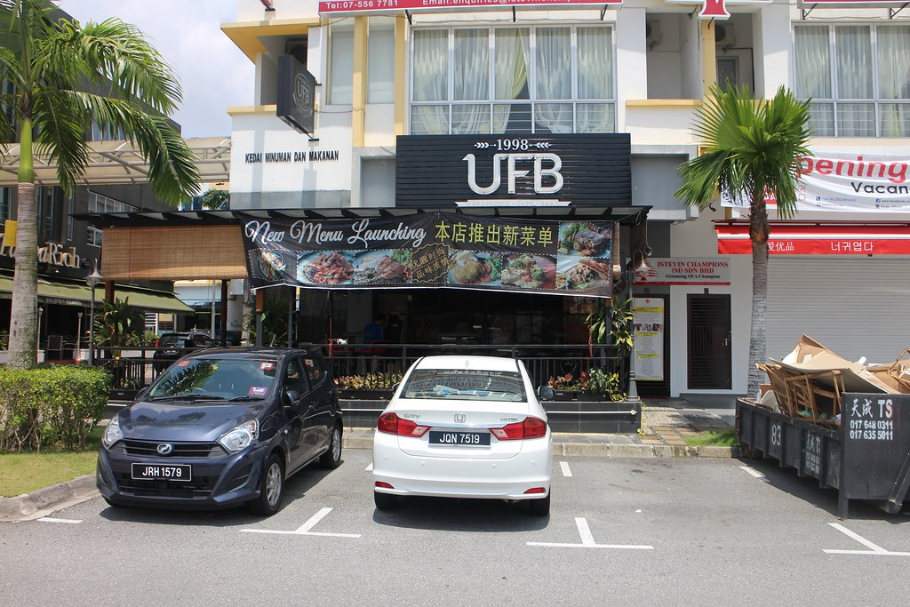 Union Fashion Bar (UFB) around Taman Sutera