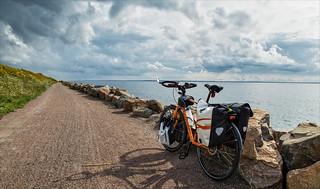 Bicycle touring - Gbg Malmö
