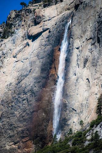 Light Flow Yosemite Falls