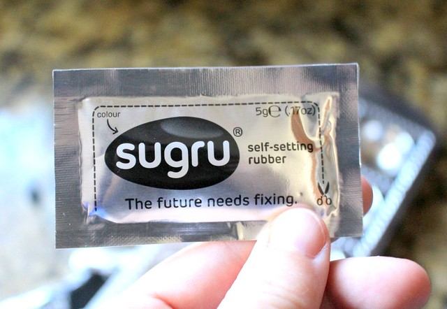Product Review of Sugru: Self-Setting Rubber