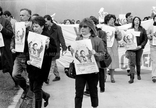 Conmemoración 30 años asesinato José Carrasco