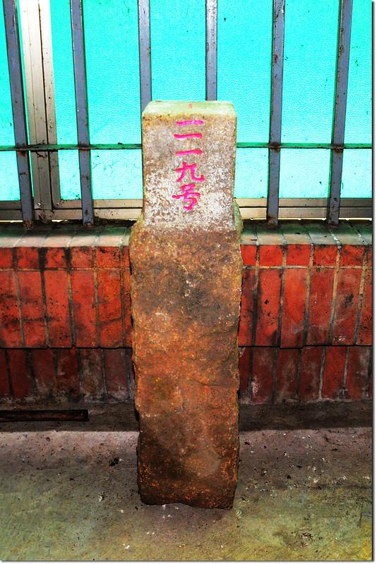 新北金山五爪崙三等三角點(# 1119 Elev. 391 m) 1.