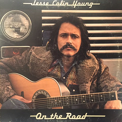 JESSE COLIN YOUNG:ON THE ROAD(JACKET A)