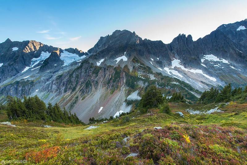 Cascade Pass - North Cascades National Park