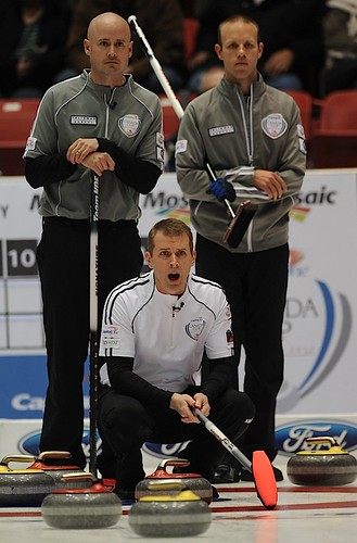 Jeff Stoughton, Kevin Koe and Pat Simmons | by seasonofchampions