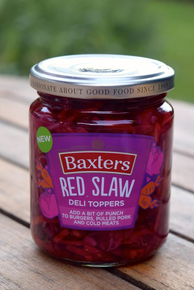 Baxters Red Slaw | www.rachelphipps.com @rachelphipps