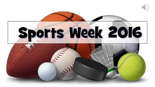 Sports Week 2015/16